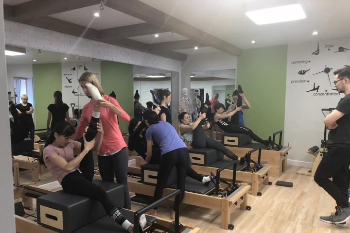 Фитнес-клуб Pilates forlife