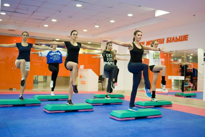 Фитнес-клуб Dodgi karate & fitness