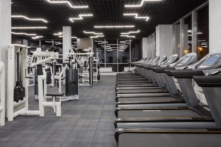 Фитнес-клуб Powerhouse Gym