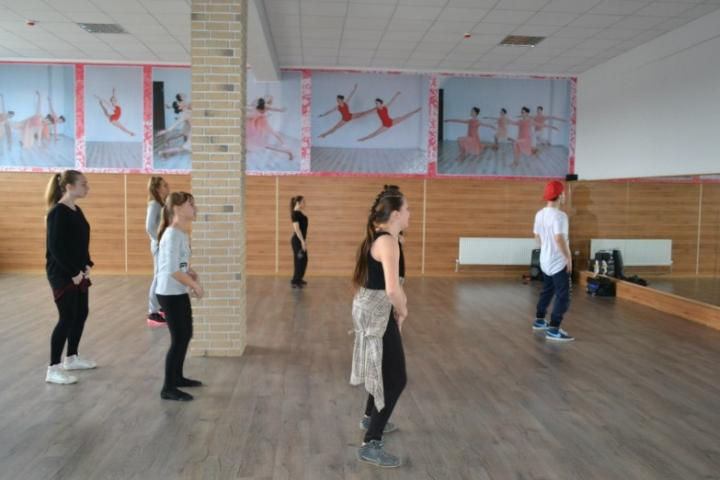 Фитнес-клуб Shadows dance studio