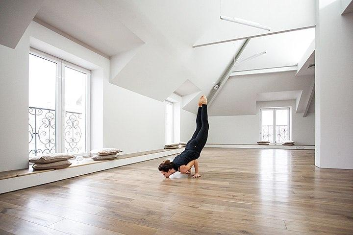 Фитнес-клуб Retunsky Yoga Studio