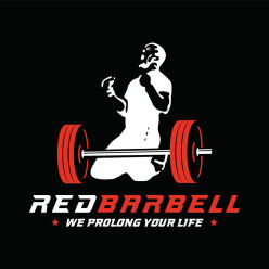Фитнес-клуб Red Barbell Gym Лого