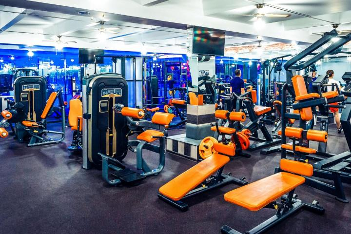 Фитнес-клуб Gym Fitness Studio